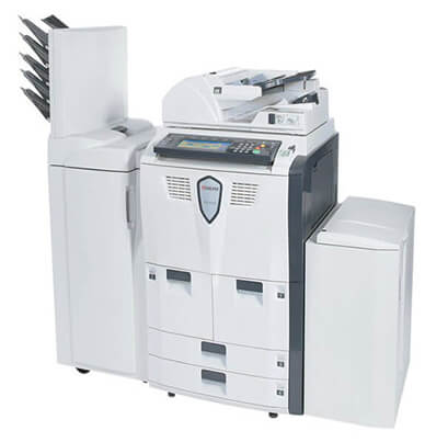 Kyocera mita Photocopier Manual