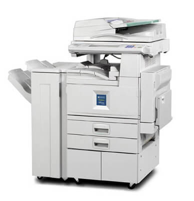 The Photocopier machines on rent in karachi Ricoh 2035 is a standard copier that you can tailor to suit your needs by adding additional options such as print, scan, or fax capabilities. Paragon is the best photocopier rental distributor company in Karachi, Ricoh Aficio 2035