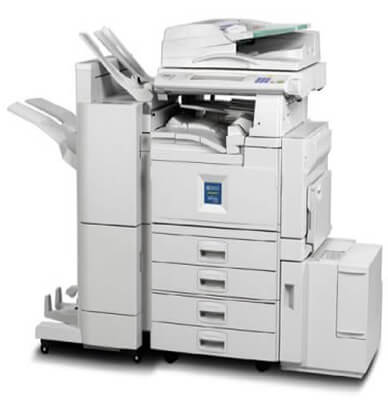 Photocopier machine traders in Karachi Ricoh 2045, Ricoh Aficio 2045